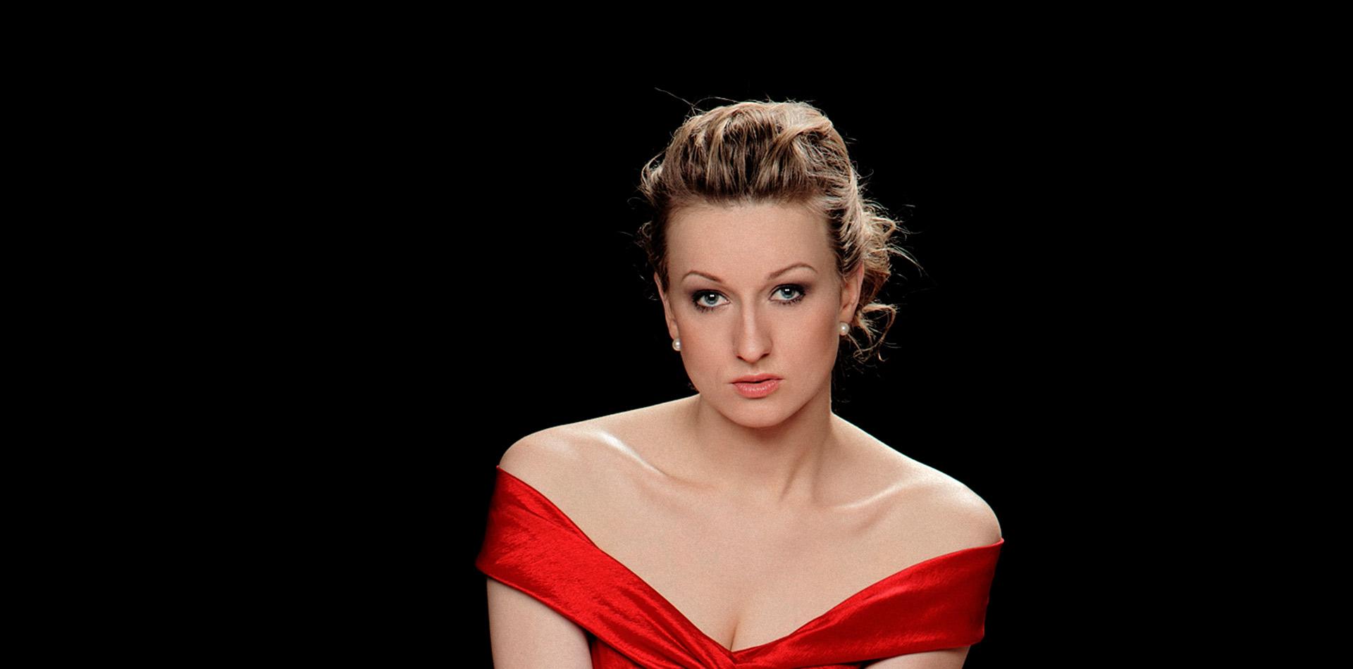 Martina Welschenbach - Opersängerin Portrait