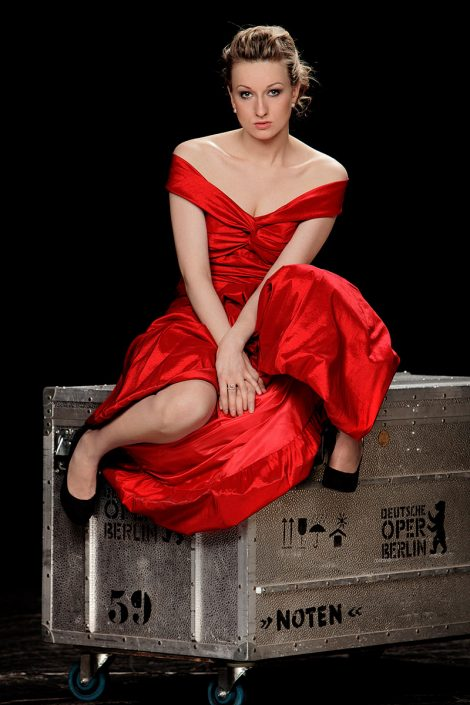 Martina Welschenbach Opernsängerin