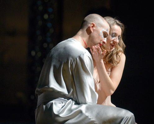 Sopranistin Martina Welschenbach Oper Cosi Fan Tutte - © Bettina Stöß