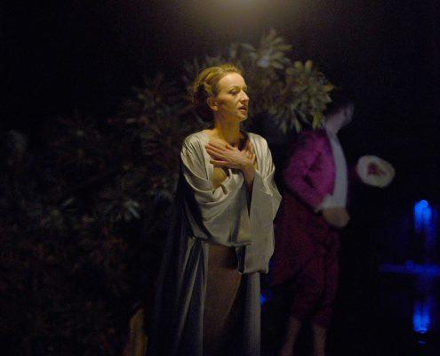 Martina Welschenbach Sopranistin in Cosi Fan Tutte - © Deutsche Oper Berlin, Bettina Stöß