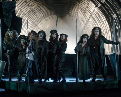 Martina Welschenbach Oper Walküre - © Deutsche Oper Berlin, Bettina Stöß