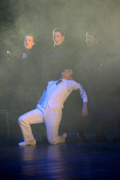 Opernsängerin Martina Welschenbach Die Zauberflöte - © Bettina Stöß