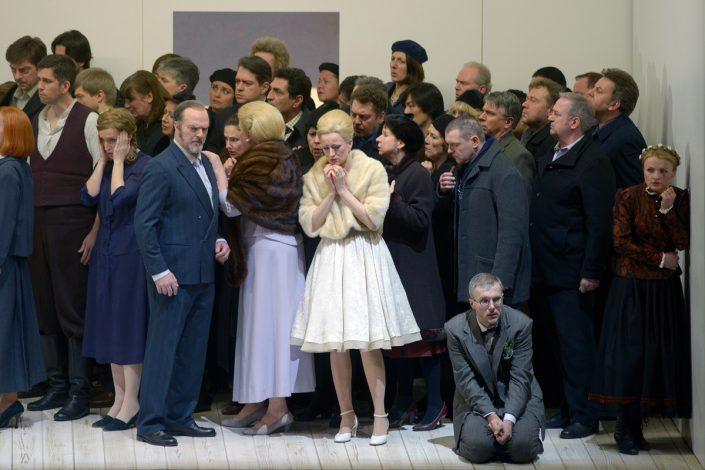 Sopranistin Martina Welschenbach Oper Jenufa