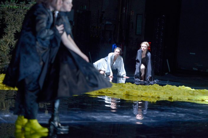 Martina Welschenbach Opersängerin Cosi Fan Tutte - © Bettina Stöß
