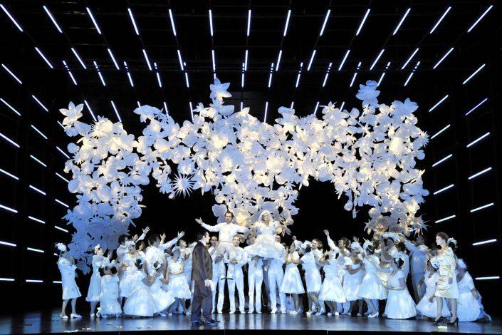 Sopranistin Martina Welschenbach in Don Giovanni © Deutsche Oper Berlin, Marcus Lieberenz