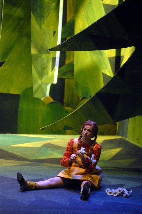 Martina Welschenbach Opernsängerin in Hänsel und Gretel - © Bettina Stöß