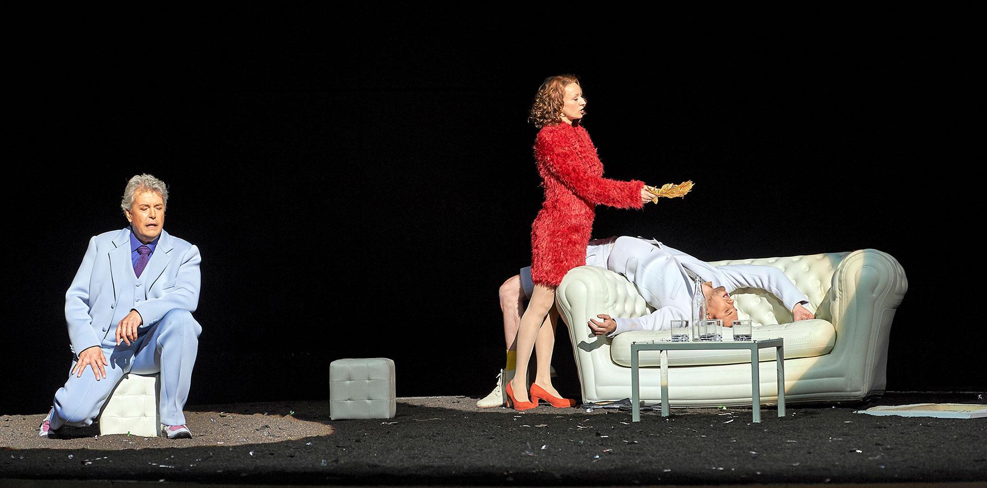 Martina Welschenbach - Oper Lulu