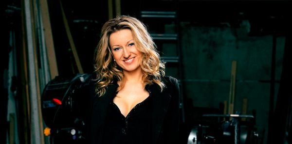 Protrait Martina Welschenbach - Opersängerin